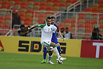 Al Ahli (KSA) vs Nasaf during the 2015 AFC Champions League Group D match on March 04, 2015 at the King Abdullah Stadium in Jeddah, Saudi Arabia. Photo by Adnan Hajj / World Sport Group