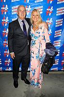 LOS ANGELES - SEP 25: Alison Freebairn-Smith, Pat Harris at 'Pat Harris' California Democratic U.S. Senate run 2018 kick off' at Catalina Jazz Club Bar & Grill on September 25, 2017 in Hollywood, California