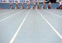 Deutsche Hallenmeisterschaft 2011 Leichtathletik - Arena Leipzig - im Bild: Finale 60m Frauen - Verena Sailer (MTG Mannheim) auf Bahn 3.  Foto: Norman Rembarz..Jegliche kommerzielle Nutzung ist honorar- und mehrwertsteuerpflichtig! Persönlichkeitsrechte sind zu wahren. Es wird keine Haftung übernommen bei Verletzung von Rechten Dritter. Autoren-Nennung gem. §13 UrhGes. wird verlangt. Weitergabe an Dritte nur nach  vorheriger Absprache..