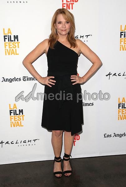"16 June 2017 - Santa Monica, California - Lea Thompson. 2017 Los Angeles Film Festival - Premiere Of ""The Year Of Spectacular Men"". Photo Credit: F. Sadou/AdMedia"