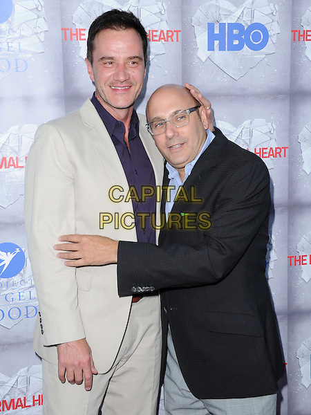 Tim DeKay and Willie Garson attends The HBO L.A. Premiere of The Normal Heart held at The WGA in Beverly Hills, California on May 19,2014                                                                               <br /> CAP/DVS<br /> &copy;DVS/Capital Pictures