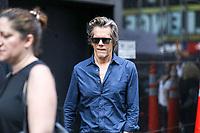 NEW YORK, EUA, 18.07.2017 - KEVIN-BACON - O ator norte-americano Kevin Bacon é visto na região da Times Square em New York nesta terça-feira, 18. (Foto: Vanessa Carvalho/Brazil Photo Press)
