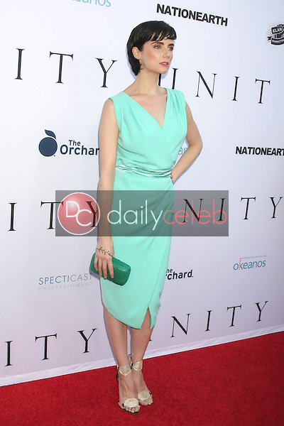 "Victoria Summer<br /> <br /> at the ""Unity"" Documentary World Premeire, Director's Guild of America, Los Angeles, CA 06-24-15"