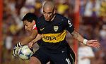 Argentinos  Junior  empata  1x1 con Boca Junior  el el torneo de apertura del  futbol Argentino