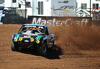 Apr 15, 2011; Surprise, AZ USA; LOORRS driver Cameron Steele (16) during round 3 and 4 at Speedworld Off Road Park. Mandatory Credit: Mark J. Rebilas-.
