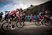 September 9th 2017, Alto de L'Angliru, Spain; Cycling, Vuelta a Espana Stage 20; Chris Froome