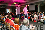 At the Gaelcholáiste Chiarraí TY Fashion Show at the Rose Hotel on Tuesday