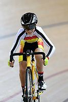 Cody Harvey competes in the U15 Boys 500m Time Trial at the Age Group Track National Championships, Avantidrome, Home of Cycling, Cambridge, New Zealand, Wednesday, March 15, 2017. Mandatory Credit: © Dianne Manson/CyclingNZ  **NO ARCHIVING**