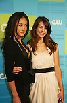 at The CW Upfront 2010 green carpet arrivals on May 20, 2010 at Madison Square Gardens, New York, New York. (Photo by Sue Coflin/Max Photos)
