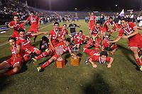 Copa UC 2013 Final UC vs Toluca