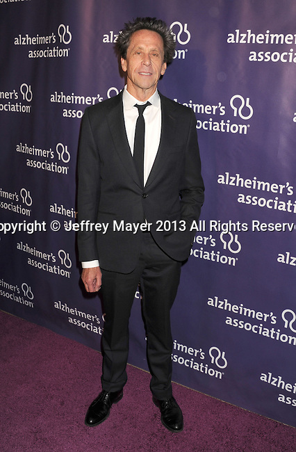 BEVERLY HILLS, CA - MARCH 20: Brian Grazer arrives at the 21st Annual 'A Night At Sardi's' to benefit the Alzheimer's Association at The Beverly Hilton Hotel on March 20, 2013 in Beverly Hills, California.