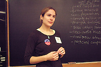 Anna Galland, Executive Director Moveon.org