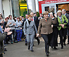 "march 22-16, German Chancellor Angela Merkel visits the  ""Menage'"" vocational training school at the"