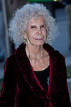 09.10.2012. Duchess of Alba Cayetana Martinez de Irujo attends concert in Ainhoa Arteta at the Teatros del Canal in Madrid, Spain. In the image  Cayetana Martinez de Irujo (Alterphotos/Marta Gonzalez)