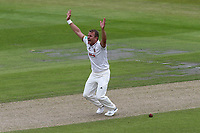 Neil Wagner of Essex appeals for a wicket during Lancashire CCC vs Essex CCC, Specsavers County Championship Division 1 Cricket at Emirates Old Trafford on 9th June 2018