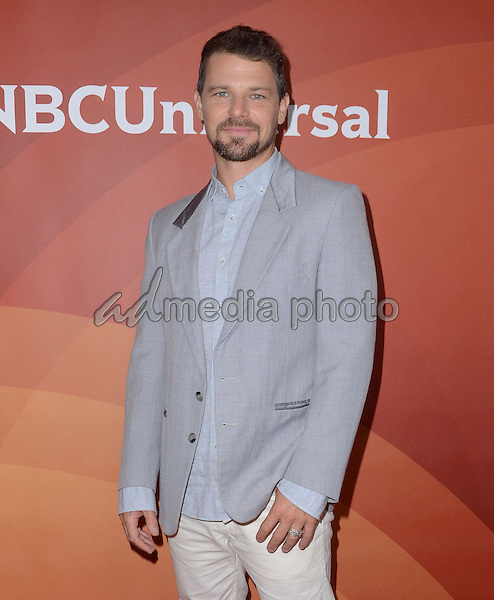 14 January  - Pasadena, Ca - Nathan Phillips. NBC Universal Press Tour Day 2 held at The Langham Huntington Hotel. Photo Credit: Birdie Thompson/AdMedia
