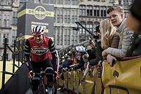 John Degenkolb (GER/Trek Segafredo) pre race<br /> <br /> 103rd Ronde van Vlaanderen 2019<br /> One day race from Antwerp to Oudenaarde (BEL/270km)<br /> <br /> ©kramon