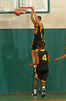 April 9, 2011 - Hampton, VA. USA;  Jake Layman participates in the 2011 Elite Youth Basketball League at the Boo Williams Sports Complex. Photo/Andrew Shurtleff
