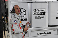2017 WeatherTech SportsCar Championship - IMSA February Test<br /> Sebring International Raceway, Sebring, FL USA<br /> Thursday 23 February 2017<br /> 70, Mazda DPi, P,  Marino Franchitti<br /> World Copyright: Richard Dole/LAT Images<br /> <br /> ref: Digital Image RD_2_17_36