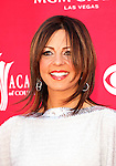 Sara Evans at the 2008 ACM Awards at MGM Grand in Las Vegas, May 18 2008.