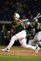 February 27, 2010:  Todd Brazeal of the South Florida Bulls during the Big East/Big 10 Challenge at Bright House Field in Clearwater, FL.  Photo By Mike Janes/Four Seam Images