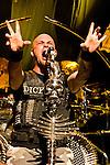 Five Finger Death Punch @ The Fox Theatre, Detroit MI 10/16/10