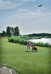 HALFWEG - Hole 10, Golfclub Houtrak. schiphol COPYRIGHT KOEN SUYK