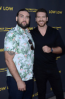 """LOS ANGELES - AUG 15:  Weston Cage Coppola, Jesse Kove at the """"Low Low"""" Los Angeles Premiere at the ArcLight Hollywood on August 15, 2019 in Los Angeles, CA"""