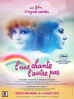 One Sings, the Other Doesn't (1977) <br /> (L'une chante, l'autre pas)<br /> POSTER ART<br /> *Filmstill - Editorial Use Only*<br /> CAP/MFS<br /> Image supplied by Capital Pictures