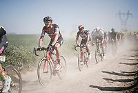 Greg Van Avermaet (BEL/BMC)<br /> <br /> 115th Paris-Roubaix 2017 (1.UWT)<br /> One Day Race: Compiègne › Roubaix (257km)
