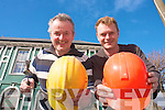 Colman Quirke and Alan Landers  are heading to South  Africa next November to take part in the Niall Mellon Township project. The duo are currently organising a number of fund-raising iniatitives to raise funds for the trip.