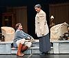 Uncle Vanya<br /> by Anton Chekhov <br /> at Wyndham's Theatre, London, Great Britain <br /> press photocall<br /> 23rd April 2014 <br /> <br /> directed by Andrei Konchalovsky <br /> <br /> Moscow's Mossovet State Academic Theatre <br /> <br /> Alexander Domogarov as Astrov <br /> <br /> Julia Vysotskaya as Sofia Alexandrovna<br /> <br /> Pavel Derevyanko as Ivan Petrovich Voinitsky<br /> <br /> Vladas Bagdonas<br /> Galina Bob <br /> Alexander Bobrovsky<br /> Alexander Filippenko<br /> Irina Kartasheva<br /> Larisa Kuznetsova<br /> Natalia Vdovina