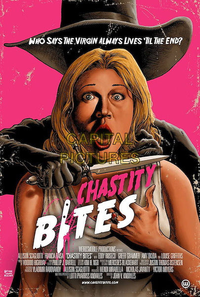 POSTER ART<br /> in Chastity Bites (2013) <br /> *Filmstill - Editorial Use Only*<br /> CAP/NFS<br /> Image supplied by Capital Pictures