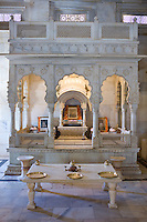 Jaswant Thada, tomb and shrine of Jaswant Singh, the Maharaja of Jodhpur Memorial, built 1906, at Jodhpur in Rajasthan, India