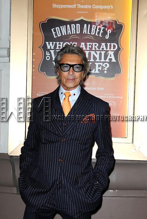 Tommy Tune attending the Opening Night Performance of Edward Albee's 'Who's Afraid of Virginia Woolf?' at the Booth Theatre on October 13, 2012 in New York City.