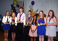 Senior Dinner and Awards 5-31-12