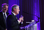 Eric Schaeffer and Cameron Mackintosh during the 2017 Sondheim Award Gala at the Italian Embassy on March 20, 2017 in Washington, D.C..