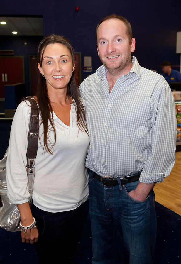 15/7/2011. Carol and Fiona Butler are pictured at the opening of UCI Stillorgan. Picture Collins Photo Agency.