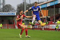 Crawley Town vs Stevenage 26-12-15