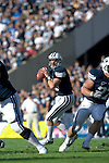 07FTB vs Arizona..BYU Football Home Opener..BYU-20.Arizona-7..15 Max Hall Quarterback..September 1, 2007..Photo by Jaren Wilkey/BYU..Copyright BYU PHOTO/2007.All Rights Reserved.photo@byu.edu   (801)422-7322