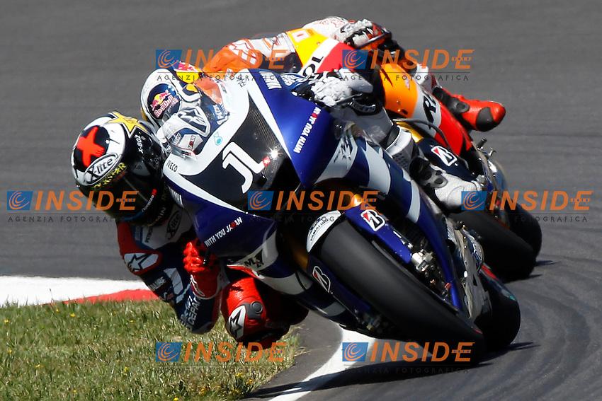 .03-07-2011 Barberino di Mugello (ITA).Motogp - Motogp.in the picture: Jorge Lorenzo - Yamaha factory team