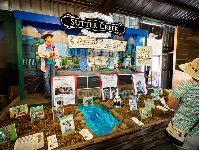 Booth Exhibits.<br /> <br /> Day 4 of the 79th Amador County Fair--Junior Livestock Auction, Destruction Derby, exhibits, music and more!<br /> <br /> #AmadorCountyFair, #PlymouthCalifornia,<br /> #TourAmador, #VisitAmador