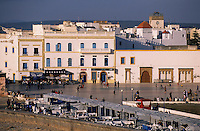 Afrique/Maghreb/Maroc/Essaouira : Place Moulay Hassan