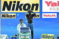 KOFFI Darshan TOG <br /> Men's 50m Breaststroke <br /> Hangh Zhou 15/12/2018 <br /> Hang Zhou Olympic &amp; International Expo Center <br /> 14th Fina World Swimming Championships 25m <br /> Photo Andrea Staccioli/ Deepbluemedia /Insidefoto