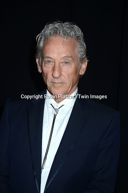 Ed Ruscha attends the 2013 Whitney Gala & Studio party honoring artist Ed Ruscha on October 23, 2013 at Skylight at Moynihan Station in New York City.