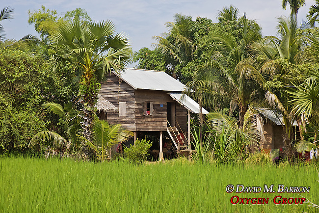 Home In Phum Krar-Sa-Tom