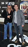 Bret Michaels and Tom Cruise at the world premiere of Rock of Ages, held at the Grauman's Chinese Theater in Hollywood, CA. June 8, 2012