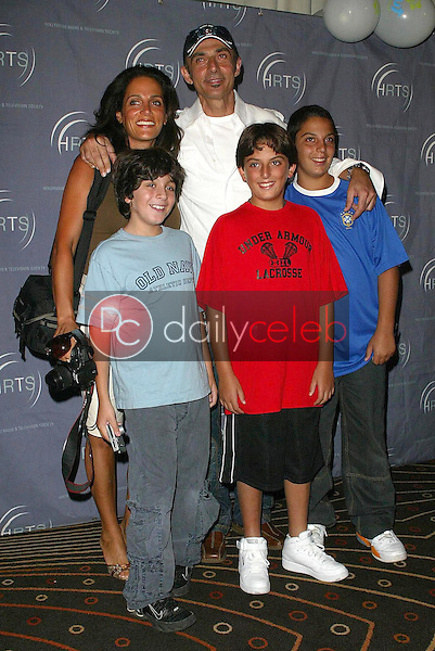 Shaun Toub and family<br />