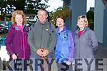 Gaye McAulliffe, Taghg McAulliffe, Peggy O'Leary and Bridget Collins at the MS Walk Old Kenmare Walk on Sunday