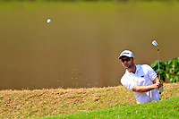 Edouard Dubois (FRA) during the third round of the of the Barclays Kenya Open played at Muthaiga Golf Club, Nairobi,  23-26 March 2017 (Picture Credit / Phil Inglis) 25/03/2017<br /> Picture: Golffile | Phil Inglis<br /> <br /> <br /> All photo usage must carry mandatory copyright credit (© Golffile | Phil Inglis)
